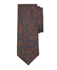 Ancient Madder Paisley Tie