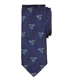 Audubon Blue Jay Tie