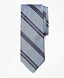 Framed Stripe Tie