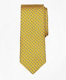 Bit Link Print Tie