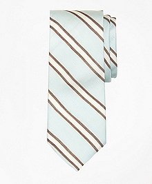 Framed Bar Stripe Tie