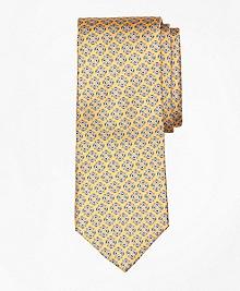 Snail Print Tie