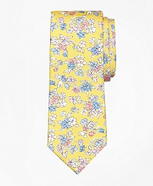 Ancient Madder Flower Tie