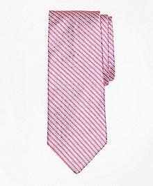 Seersucker Stripe Tie