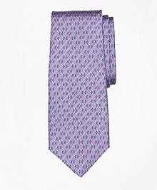 Open Link Print Tie