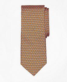 Buoy Print Tie