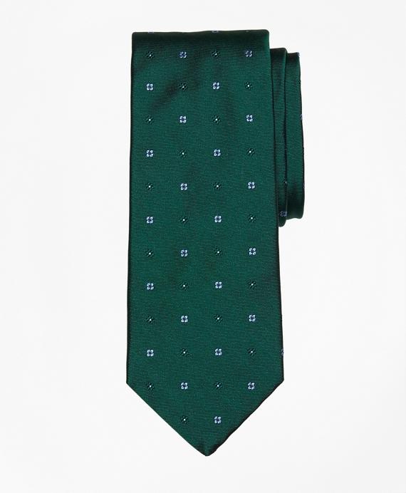 Mini Tonal Flower Tie