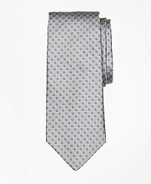 Alternating Micro Medallion Tie