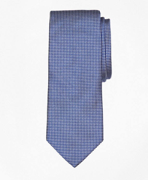 Mini Dot Tie Blue