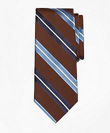 Bold Split Stripe Tie