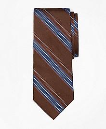 Textured Multi-Stripe Tie