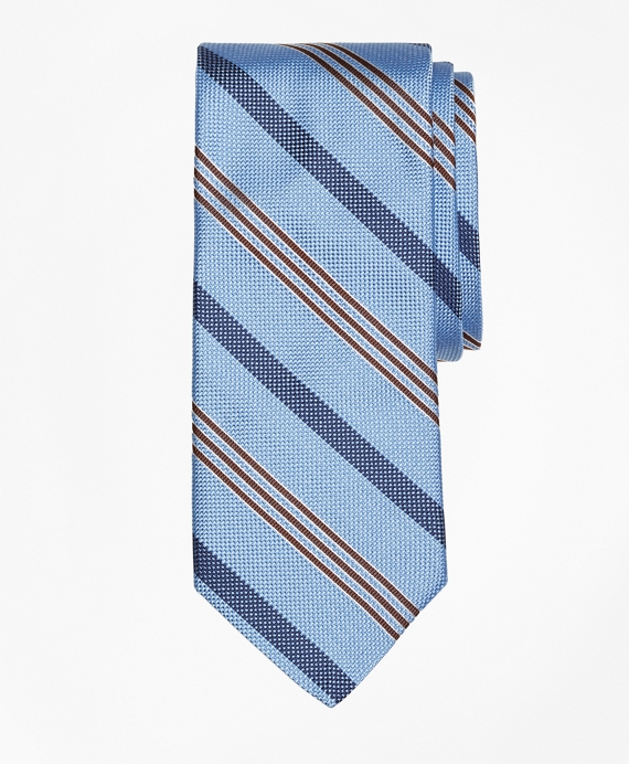 BB#10 Alternating Stripe Tie