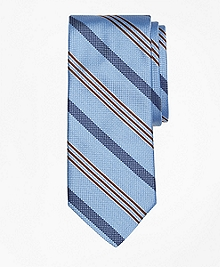 BB#10 Alternating Stripe Tie