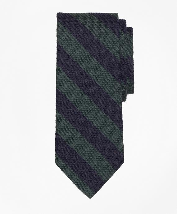 Textured BB#4 Stripe Tie