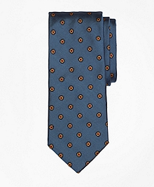 Spaced Flower Tie