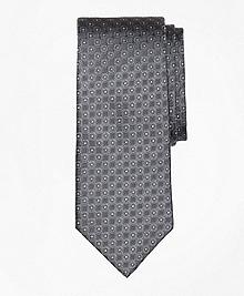 Framed Circle Tie