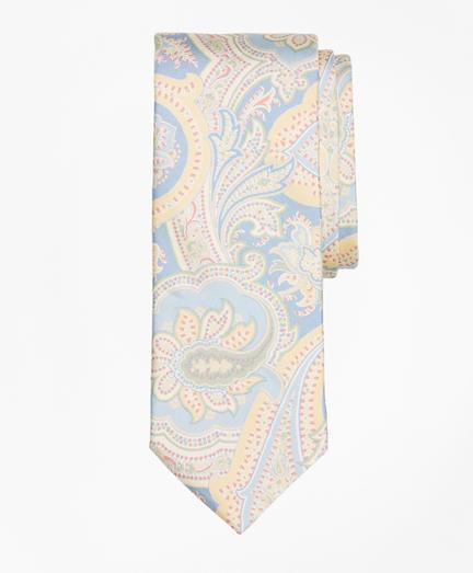 Paisley Print Tie