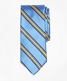 Double-Framed Stripe Tie