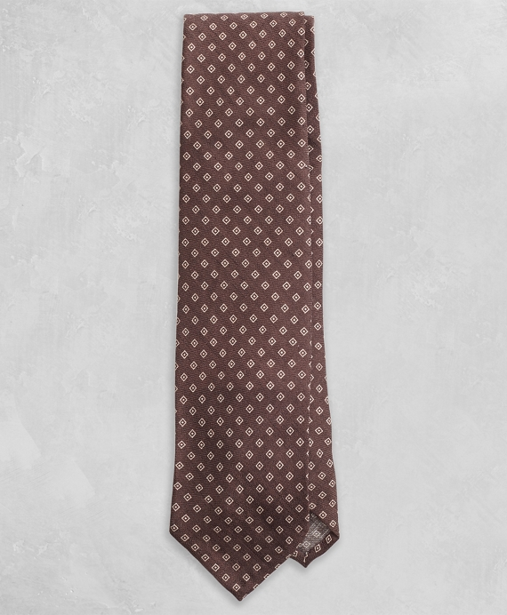 Golden Fleece® Diamond Tie Burgundy