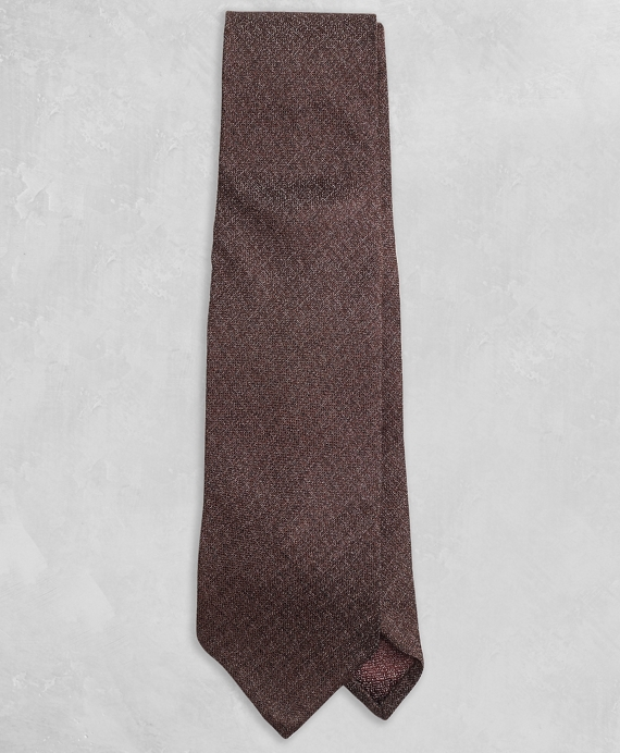 Golden Fleece® Solid Brown Tie
