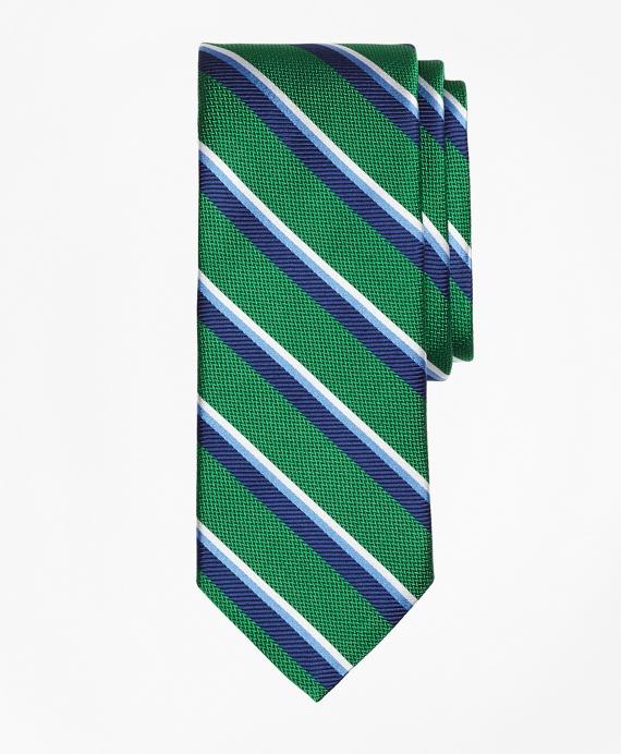 Sidewheeler Double Stripe Tie