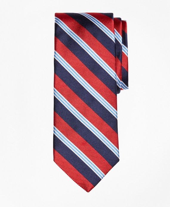 BB#1 Stripe with Double Stripe Tie
