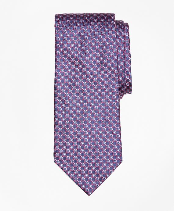 Ombre Flower Tie