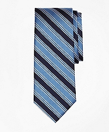 Split BB#1 Stripe Tie