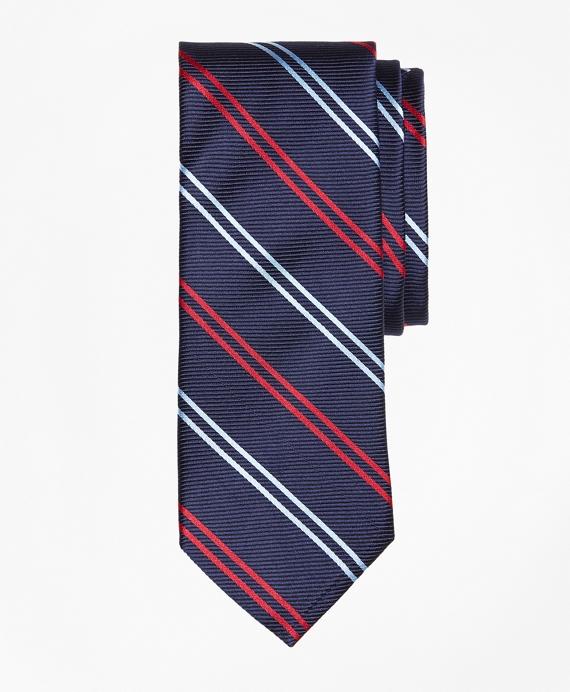 Twin Stripe Tie