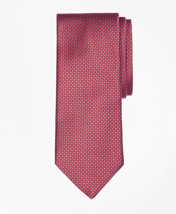 Mini Circle Dot Tie