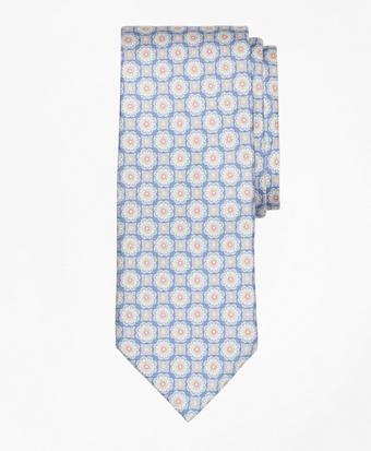 Ancient Madder Print Tie