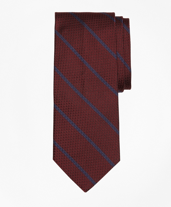 Textured BB#3 Stripe Tie