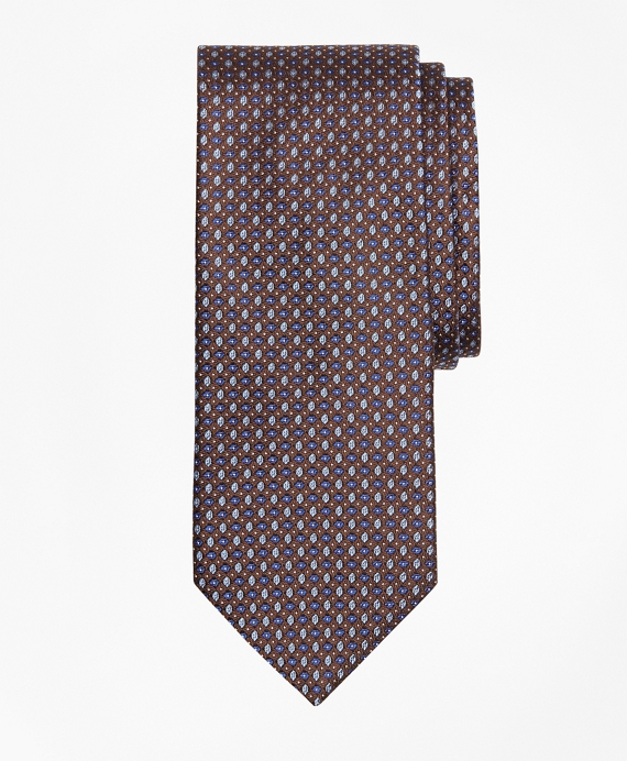 Small Alternating Flower Tie