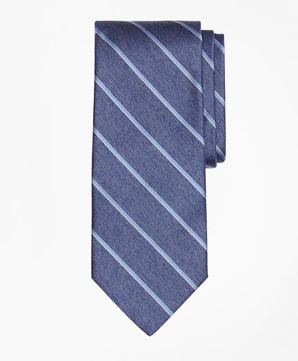 Heathered Sidewheeler Stripe Tie