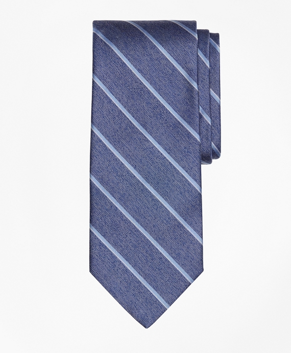 Heathered Sidewheeler Stripe Tie