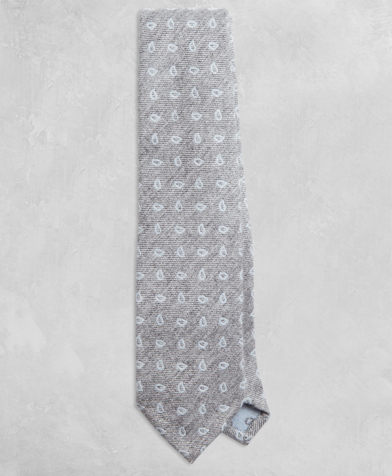 Golden Fleece® Tossed Pine Tie Grey