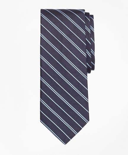 Alternating Rep Stripe Tie