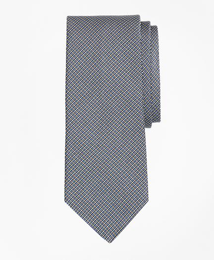 Alternating Micro-Dot Tie