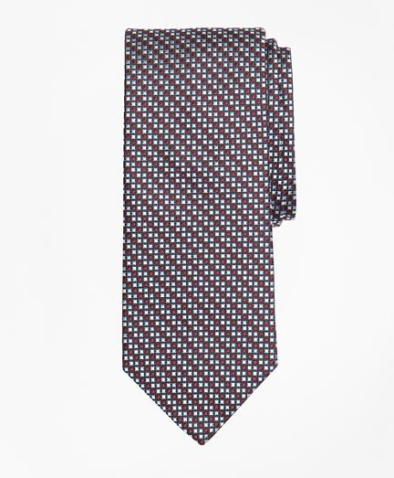 Three-Color Diamond Tie
