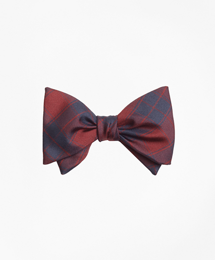 Fantasia Tartan Bow Tie