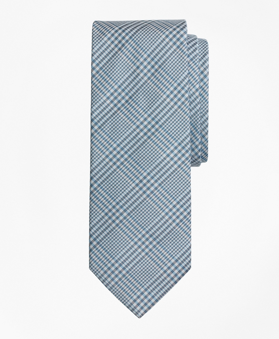 Glen Plaid Tie