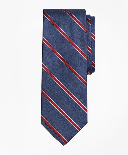 Heathered BB#2 Stripe Tie