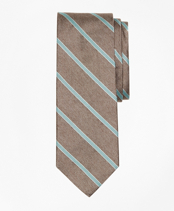 Heathered BB#2 Stripe Tie
