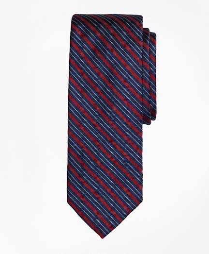 Track Stripe Tie
