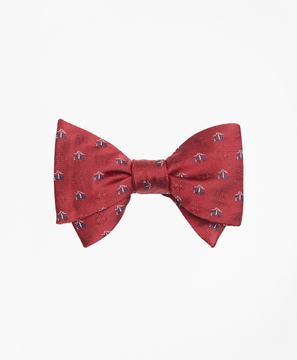 Golden Fleece® Shadow Bow Tie