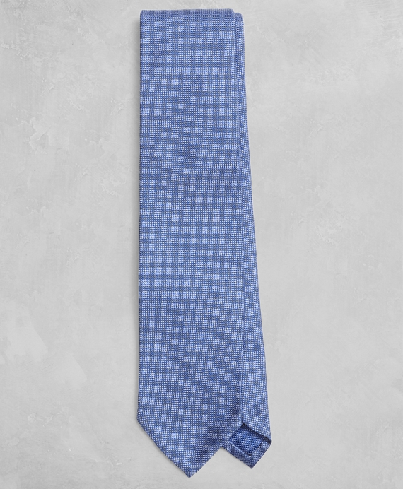 Golden Fleece® Textured Tie Blue
