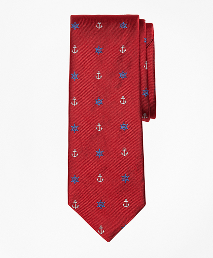 Nautical Motif Tie
