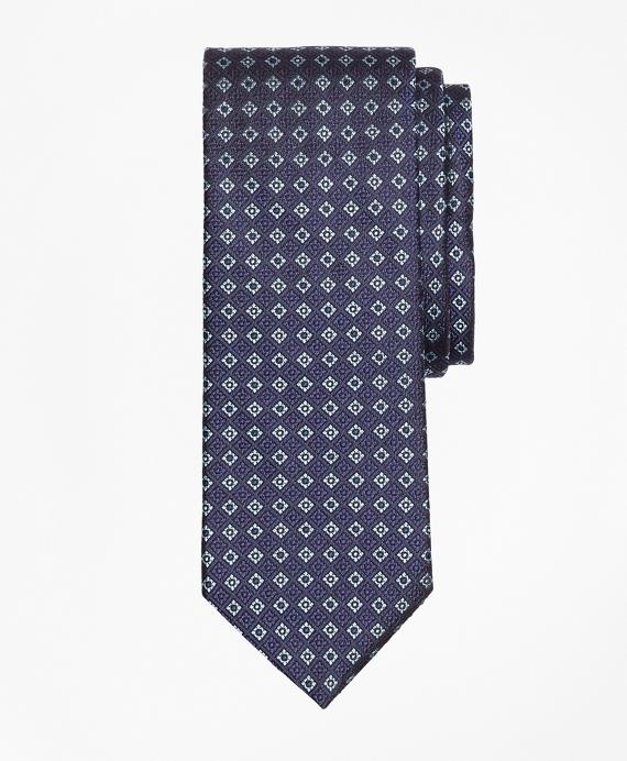Shadow Squares Tie