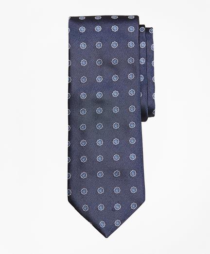 Framed Flower Tie