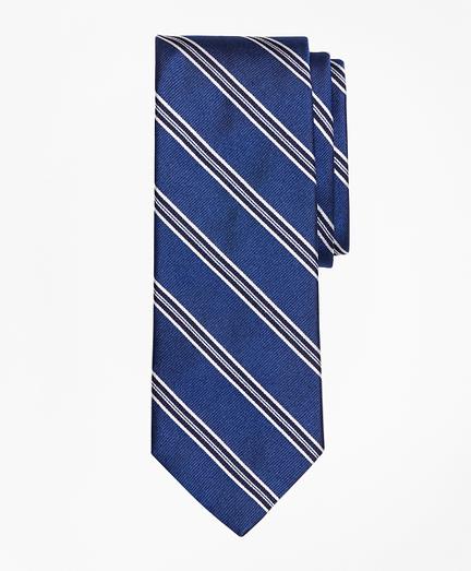 Framed Split Stripe Tie